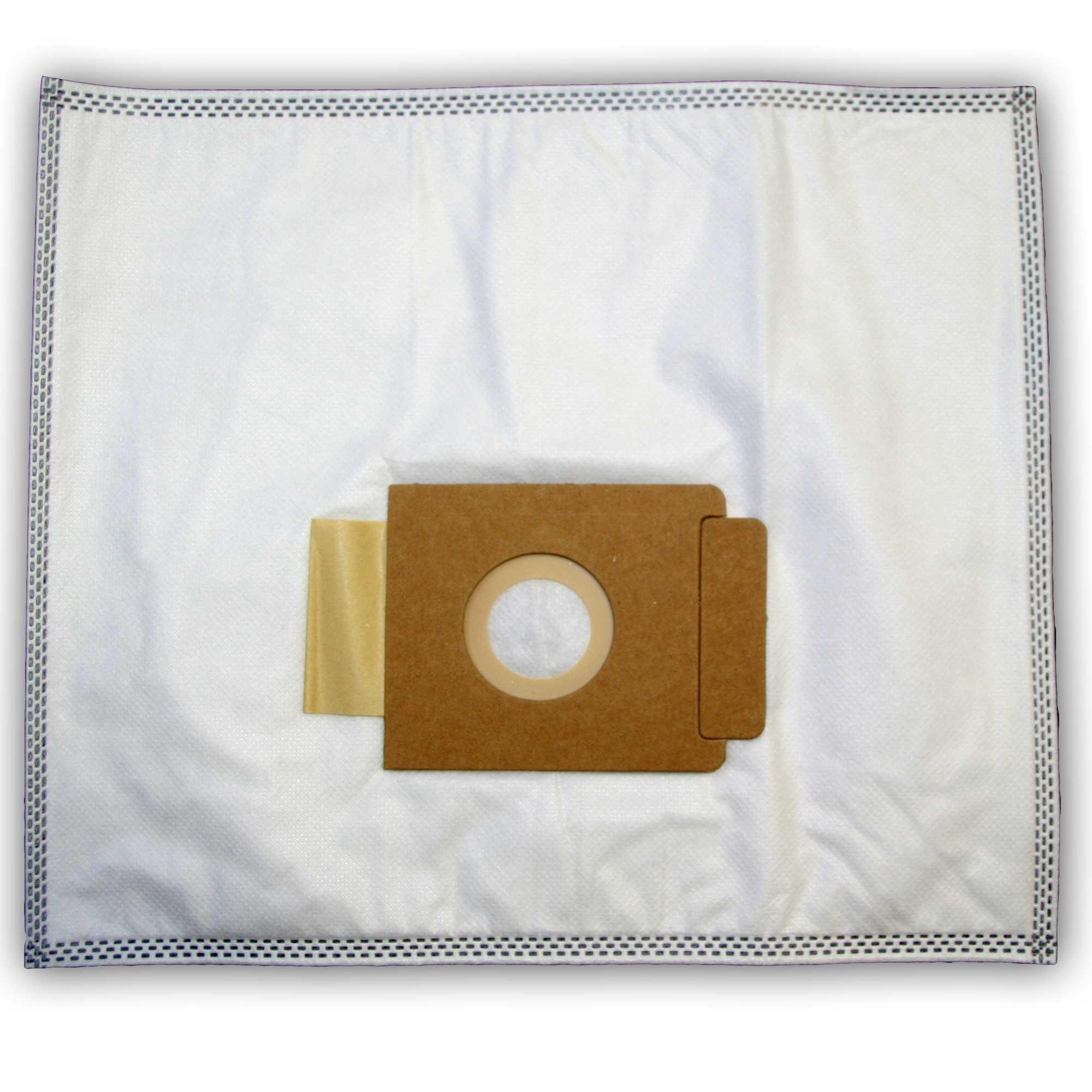 Harlekin Filtertüten 10 Staubsaugerbeutel geeignet für EIO Handy Valente