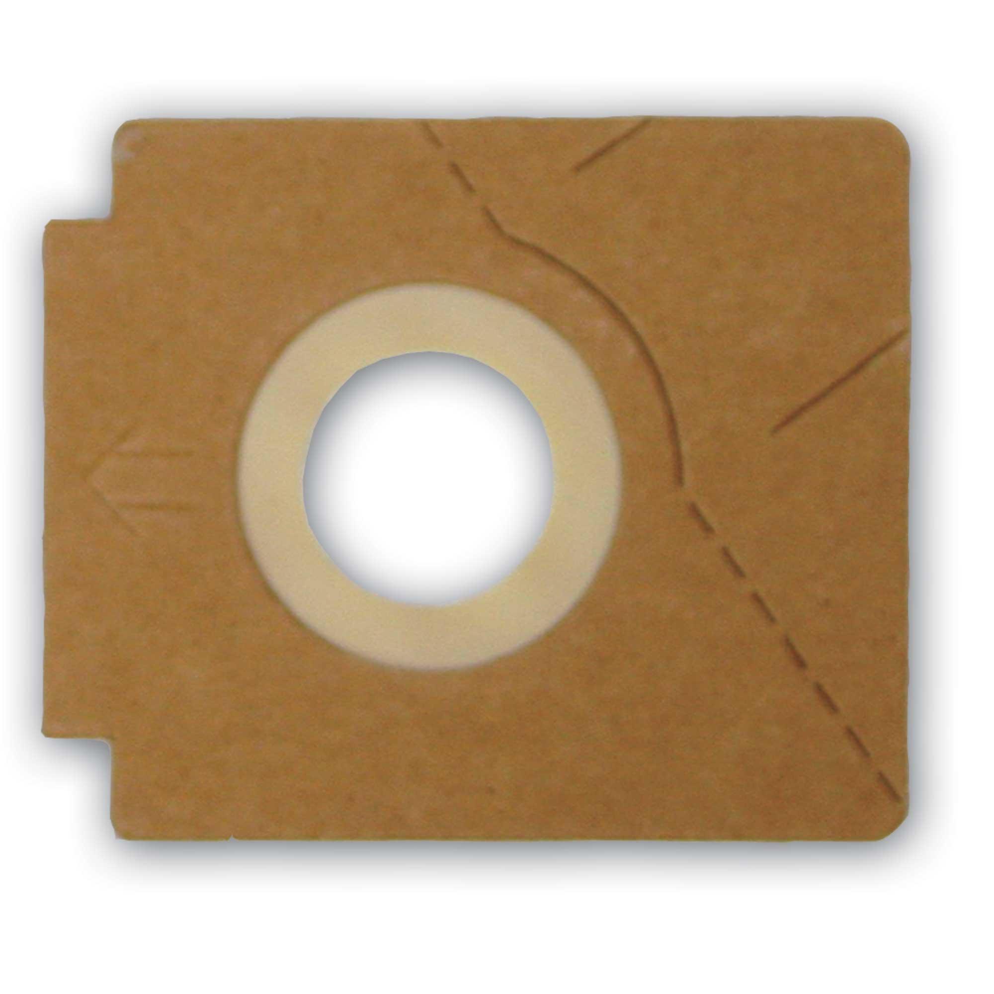 10  Staubsaugerbeutel  geeignet für Bob Home 2352